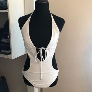 VS One piece bathing suit
